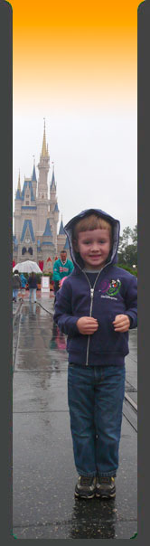 Emmett at Disney